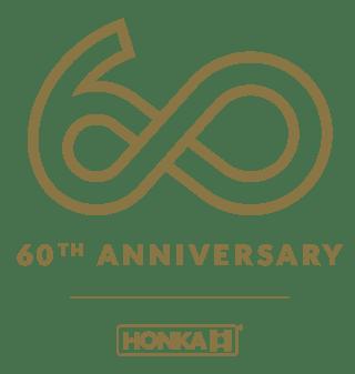 Honkarakenne 60 vuotta